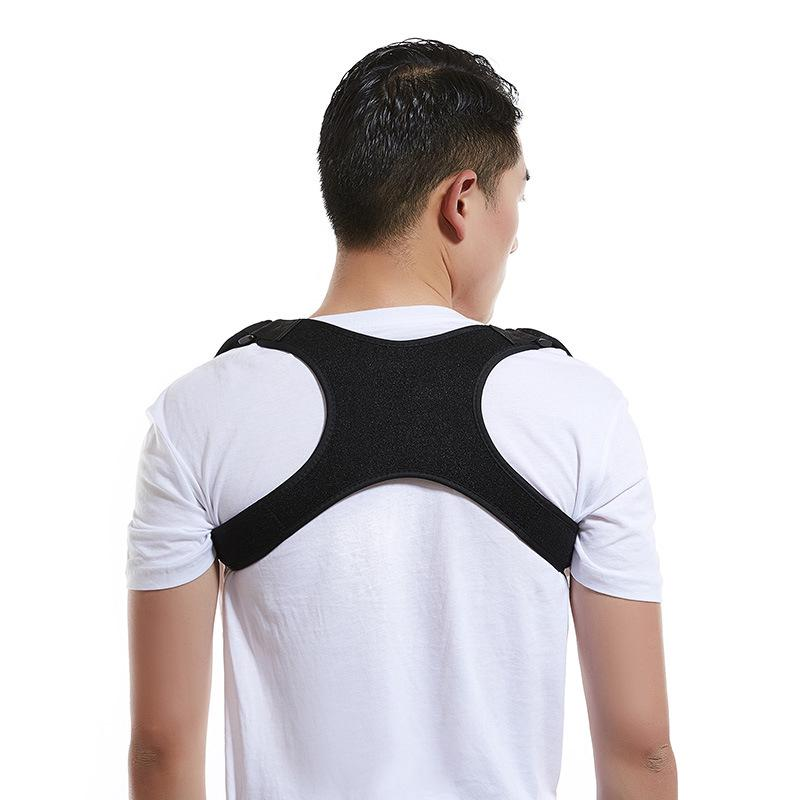 [READY STOCK] Posture Corrector Fracture Support Back Shoulder Correction Brace Belt Strap Personal Care for Health