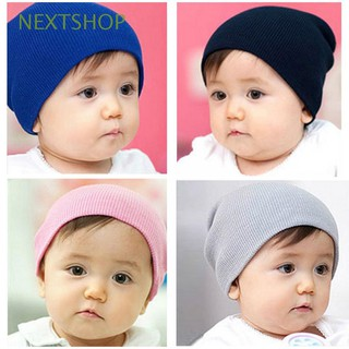 Cute Boy Kids Girl Soft Baby Hat