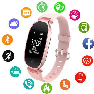 Heart rate monitor pedometer cycling position bluetooth health bracelet