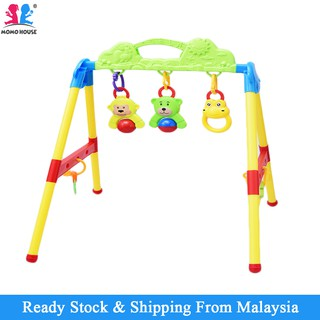 Baby Toys Play Gym Play Mats Fitness Activity Rattle - Playgym Playmats