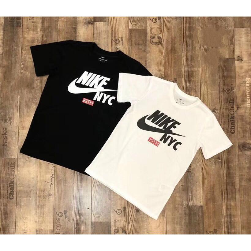Nike X Nyc Mens Top Tee T Shirt Street Wear Fashion Clothing Casual Style