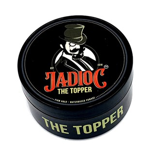 Jadioc The Topper Hair Pomade Firm Hold High Shine Waterbased