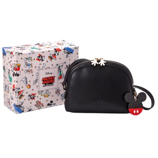 GRACEGIFT X DISNEY Collection Official Mickey Sling Bag