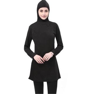 Muslimah Adult Swimming Suit Swimwear Baju Renang Muslim Swimming Muslim Clothes
