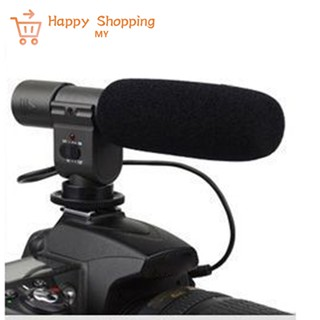 MY  Shopping New Pro DV Stereo miniphone Mic for Nikon DSLR Cam00 D300s D3s
