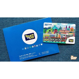 Touch 'n Go Card (NEW)