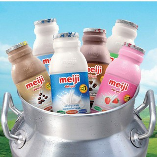 Meiji Fresh milk 200 ml Halal