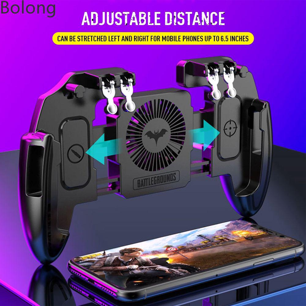 BG Mobile Gamepad Controller For MEMO Phone Game Joystick With Heat Dissipation