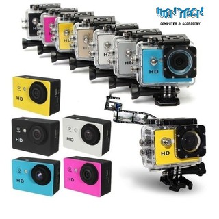 HD Action Camera 30M Go Waterproof Outdoor Sports DV Bike Car Dvr Cam pro[OFFER]