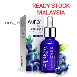 MSIA Bioaqua Face lifting collagen Serum Anti aging Wonder Essence Charm Ageless