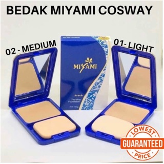 [FAST SELLING] BEDAK MIYAMI TWO WAY CAKE