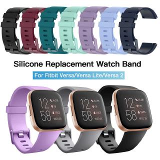 Accessories Strap For Fitbit Versa 2 Band Soft Silicone Wrist Waterproof Replacement Watch Strap For Fitbit Versa/Versa