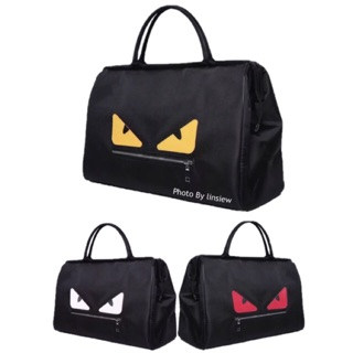 Monster Eye 👀 Premium High Quality Hand Carry Travel Bag Duffel Bag Gym Bag