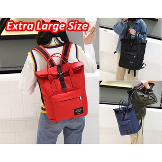 🌟Local Seller - 1 Day Delivery🌟Large Size 3 Way Backpack Bag Beg School Bag Travel Bag Casual Bag