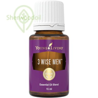 [Cheapest Ready-Stock] Young Living 3 Wise Men Essential Oil YL (15 ml)