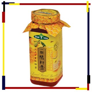 The Tree Concentrated Honey Lime Juice 一树酸柑露(浓缩)900g