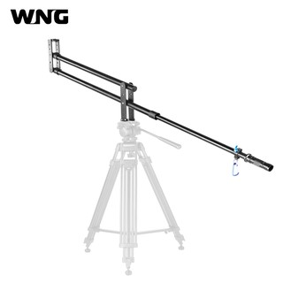 200cm Mini Jib Crane Portable DSLR Video Camera Crane Jib Arm