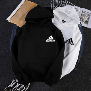adIdas Fashion Autumn Winter Couple Hoodies Sweaters Lovers Couple Clothes Casual Tops