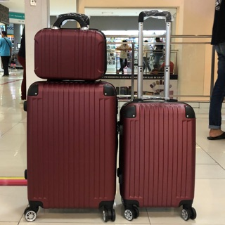 "12""/20""/24 ABS Luggage - include shipping fees!"