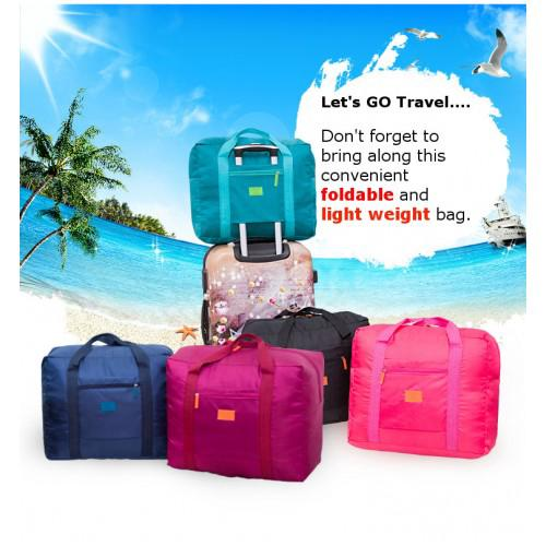 G9 Travel Large Foldable Luggage Multipurpose Bag Waterproof (A12)
