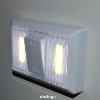 COB LED Wall Adhesive Battery Operated Cabinet Small