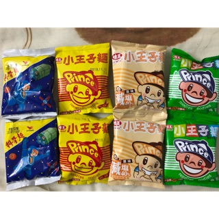 """Limited stock"" Taiwan junk food王子面^_^科学面"
