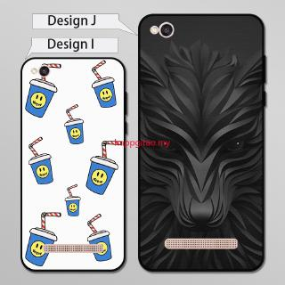 HP-Samsung A3 A5 A6 A7 A8 A9 Pro Star Plus 2015 2016 2017 2018 Wolf Silicon Case Cover
