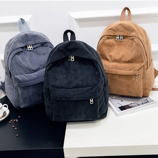 Women Backpack Youth Small Solid Casual Backpacks Students School Bag