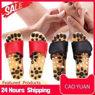 Reflexology Naturopathy Foot Massage Slippers Acupuncture Health Care Shoes
