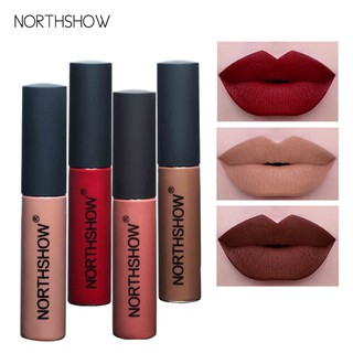 ✨EXO✨ Hot Sale 1 PC NORTHSHOW Lipstick Makeup Waterproof Long Lasting Lip Gloss