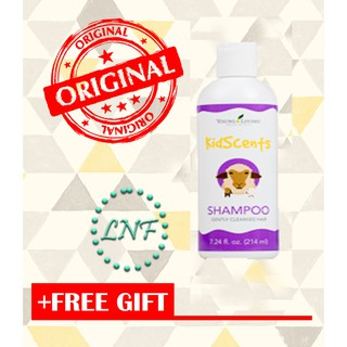 Young Living KidScents Shampoo (214ml) + Free Gift