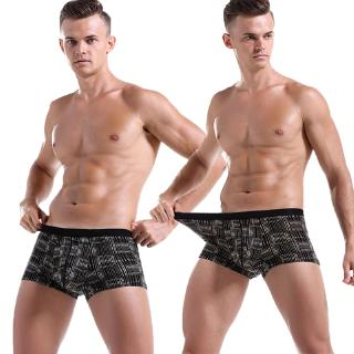 Man Cotton Brief  Innerwear Underwear Boxer