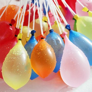 111pcs Magic Water Balloons Self Tying Bunch O Balloon Bombs Summer Toys