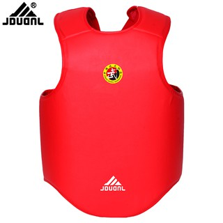 Karate Taekwondo MMA Boxing Martial Arts Chest Guard Sparring Sanda Protector