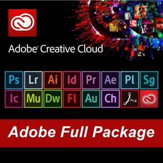 [FREE GIFT] FULL SET Adobe CC 2019 Master Collection [CHEAPEST & RELIABLE]