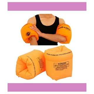[Ready Stock] 1 Pair Kids Swimming Arm Floats Toddlers ees