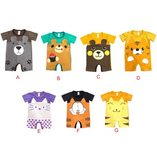 Summer Bee Cute Animals Baby Jumper