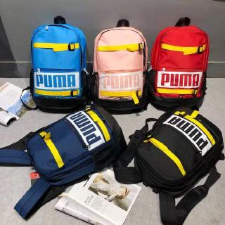 Large Capacity Casual School Travel Backpack Bag Material Canvas Teenage Girls school bag student bag