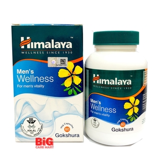 Himalaya Gokshura Men'S Wellness 60S (Prevent Erectile Dysfunction)