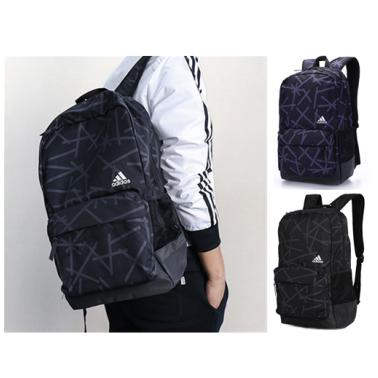 ▲READY STOCK▲Adidas Casual Student Bag Sports Bag Outdoor Travel Backpack