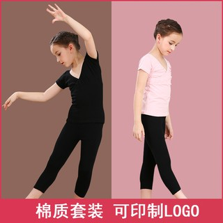 Children's costumes►The dance suit children female Chinese ballet dress uniforms Latin tights gymnastics form