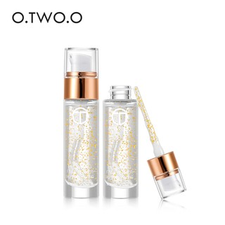 O.TWO.O  Liquid Primer Make Up Base Hydrating Face Primer Pore Minimizing Makeup