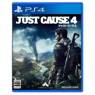 PS4 Genuine Game Used Right Defence 4 Just Cause 4 Chinese Spot (Other Recycling