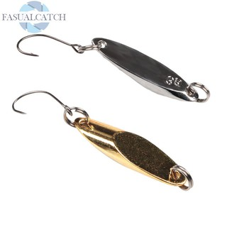 Hotsale Outdoor Sequined Spoon Lure for Fishing Baits Sea Lures Tool Hook Tackle