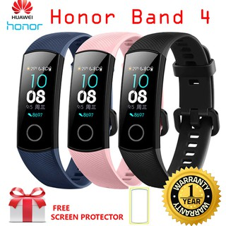 Huawei Honor Band 4 Fitness band 0.95Inch AMOLED Touch Color Screen