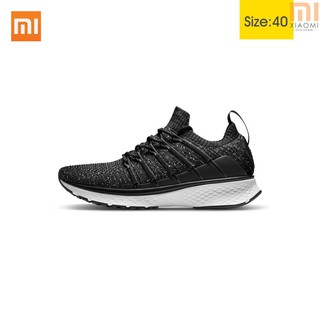 Xiaomi Mijia Sports Sneaker 2 Sports Running Shoes Breathable New Fishbone Lock Elastic Knitting Vamp Shock-absorbing fo