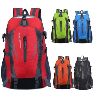 Special outdoor climbing bag large capacity school bag travel backpack female sports bag male Korean travel backpack