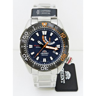 ORIENT M-FORCE Bravo Air Diver Watch SEL0A002D