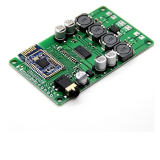 AIYIMA 2x15W Bluetooth Audio Amplifier Board Wireless Bluetooth 5.0 Amplificador AUX Support Serial Command Change Name