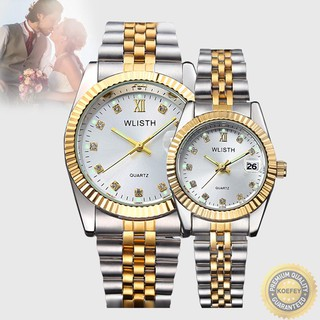 Wlisth Couple watch Waterproof High-grade watch Fashion watch